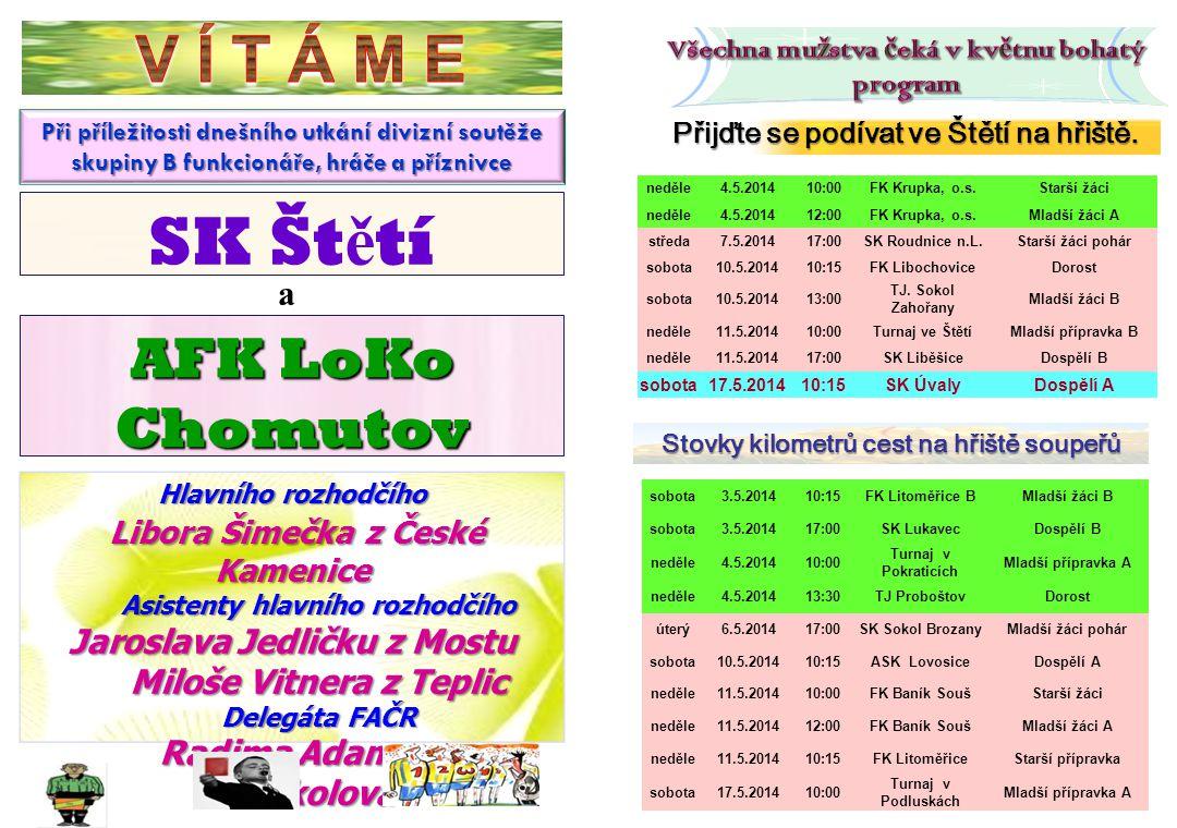 Mladší přípravka se na jaře poprvé představila v okresním přeboru ve Štětí a skončila na 2. místě