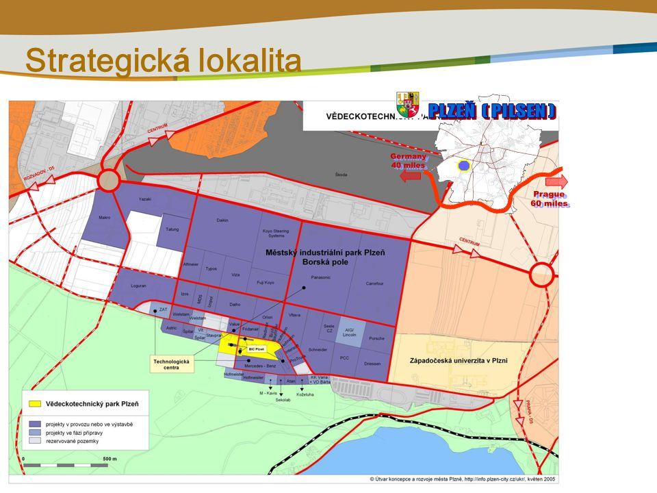 Prostory pro podnik á n í 1996 – kancel á řsk é prostory (1000 m 2 ) 1999 – poloprovozn í prostory (600 m 2 ) 2001 – technologick é centrum (1000 m2) - kancel á řsk é prostory