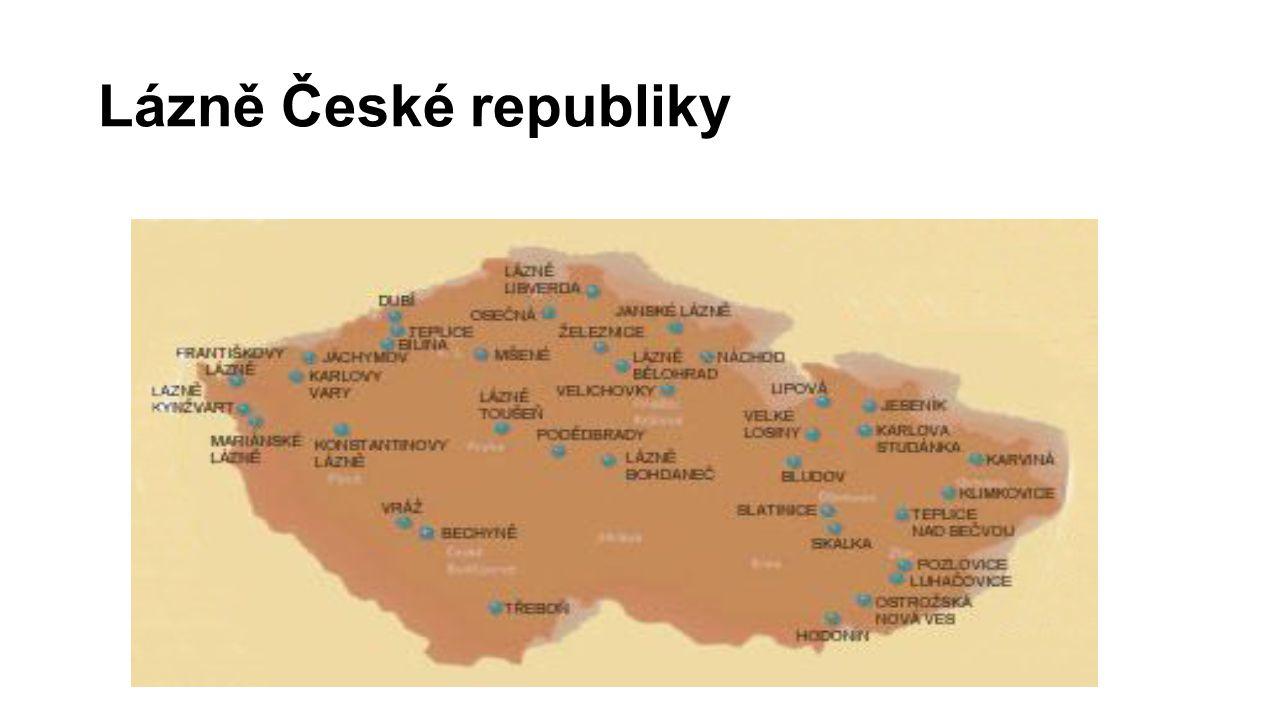Lázně České republiky