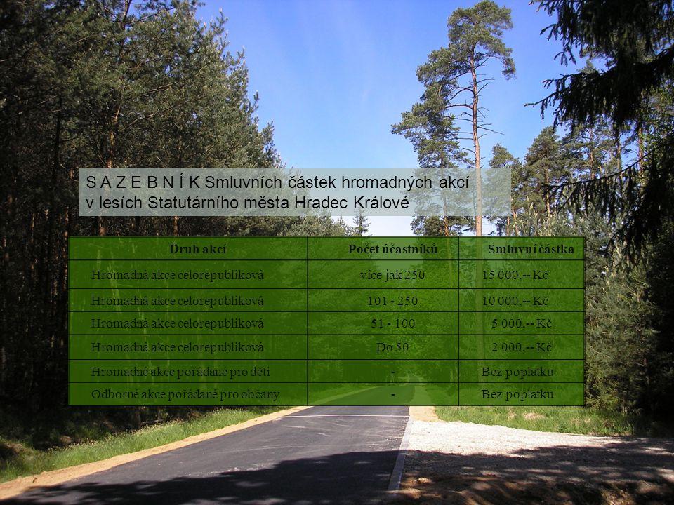 SMLOUVA Městské lesy Hradec Králové a.s.