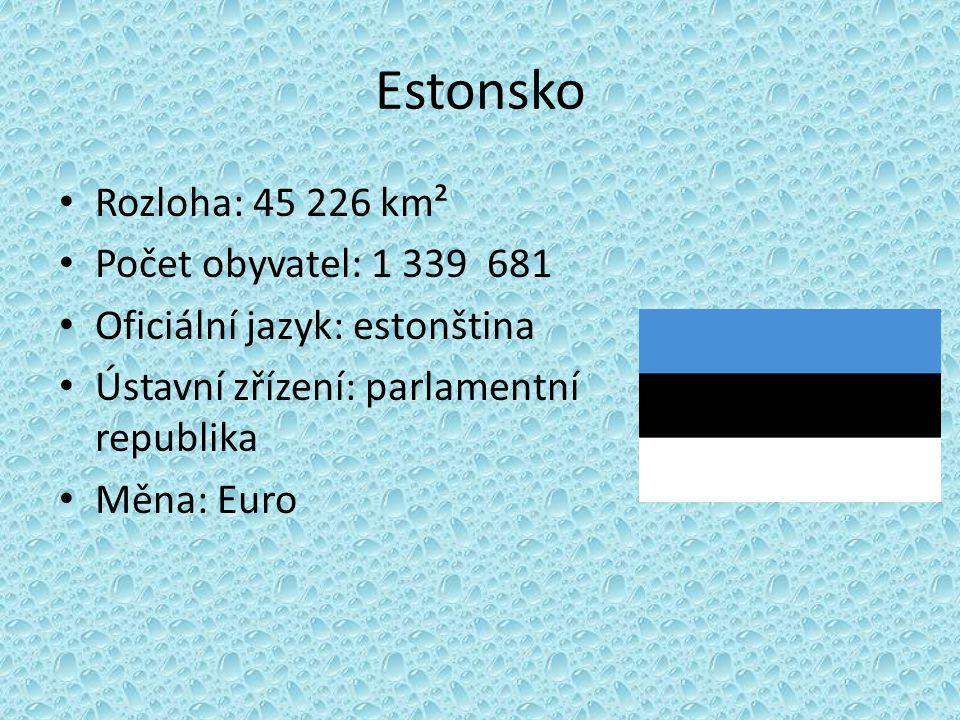 Tallinn Měsíční průměrné srážky (mm)