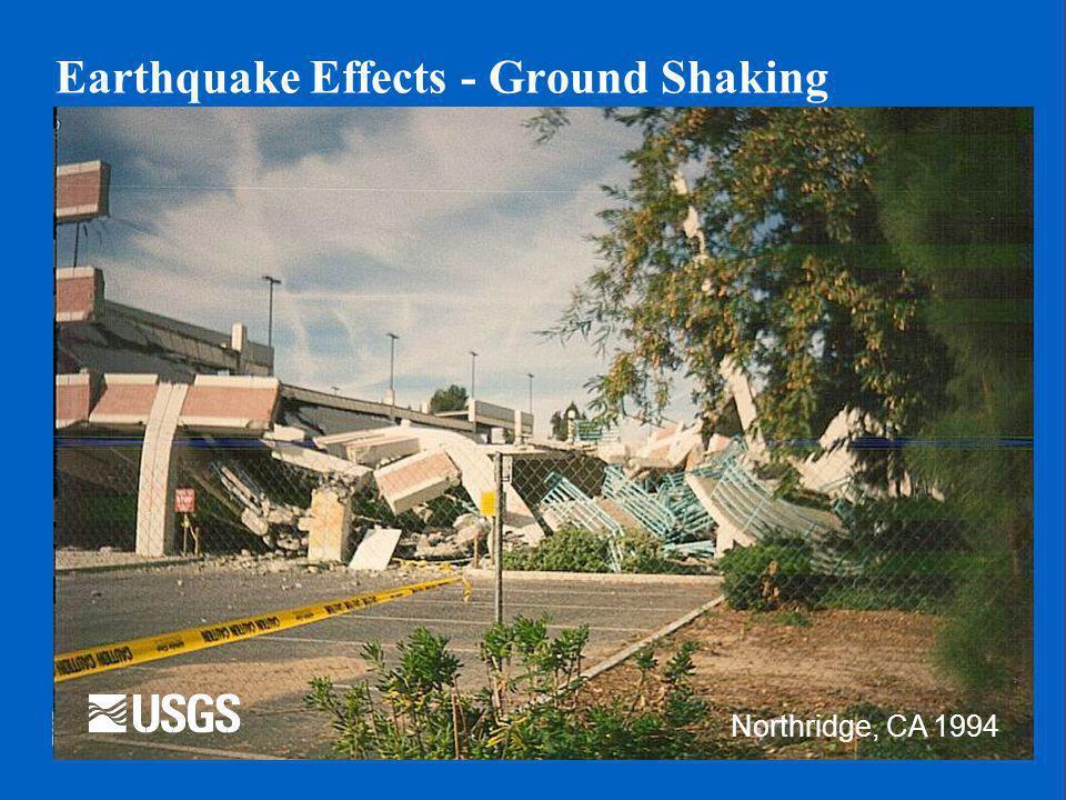 Earthquake Effects - Ground Shaking KGO-TV News ABC-7 Loma Prieta, CA 1989