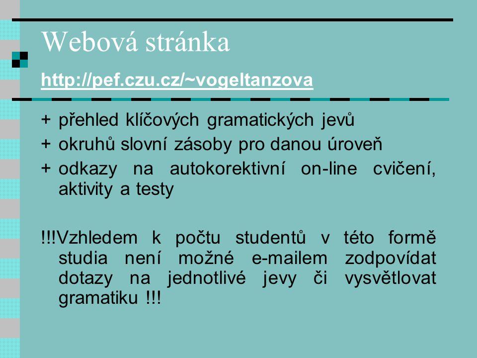Uznání předmětu Cizí jazyk PhDr.