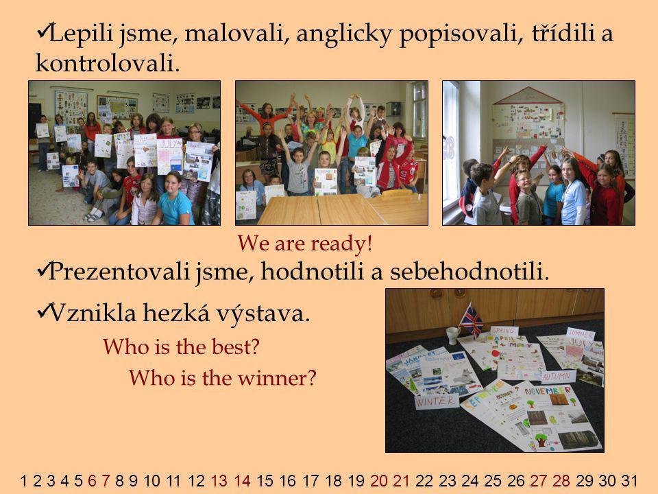Odměna 1 každý si mohl do školy přinést živé zvířátko, o kterém nám anglicky vyprávěl We had wonderful time in our English lessons 1 2 3 4 5 6 7 8 9 10 11 12 13 14 15 16 17 18 19 20 21 22 23 24 25 26 27 28 29 30 31