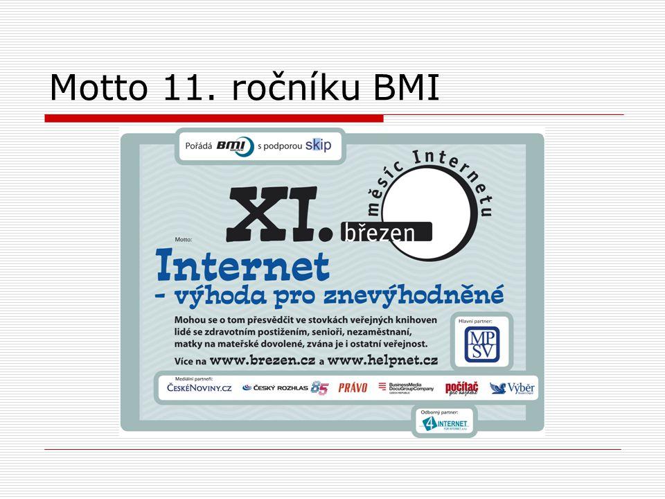Motto 11. ročníku BMI