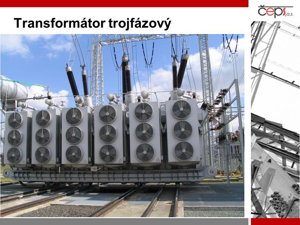 Transformátor trojfázový