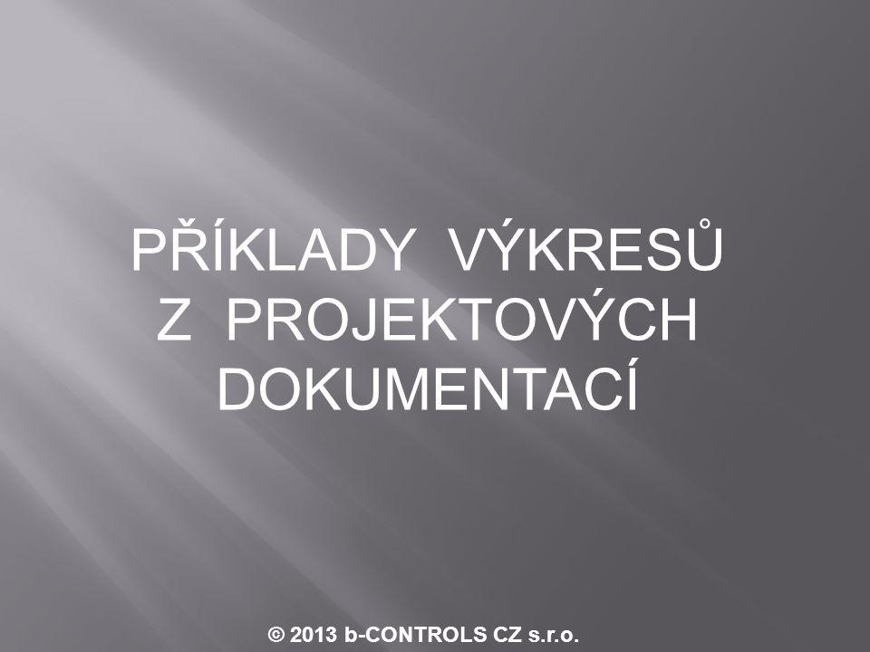 Technologické schéma strojovny vytápění - MaR © 2013 b-CONTROLS CZ s.r.o.