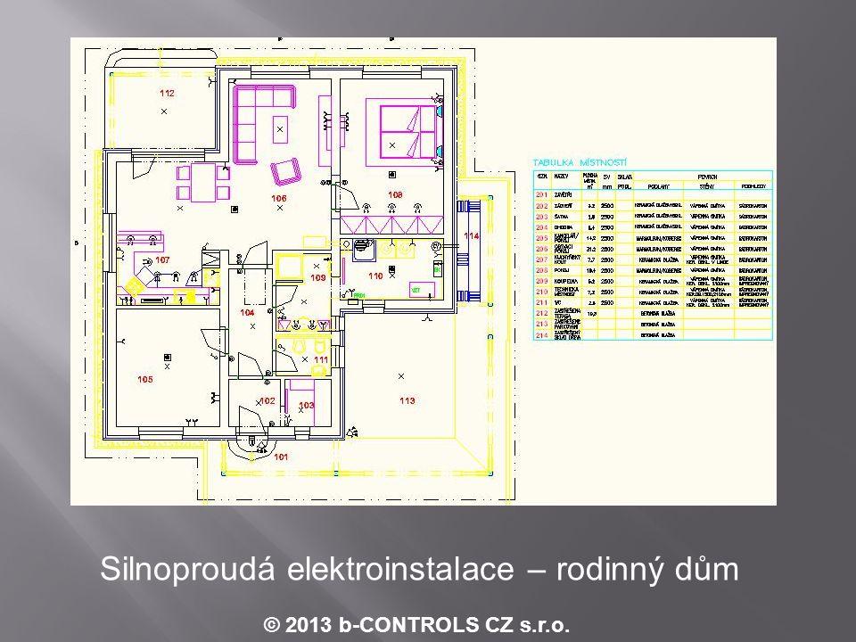 Technologické schéma VZT S DR - MaR © 2013 b-CONTROLS CZ s.r.o.
