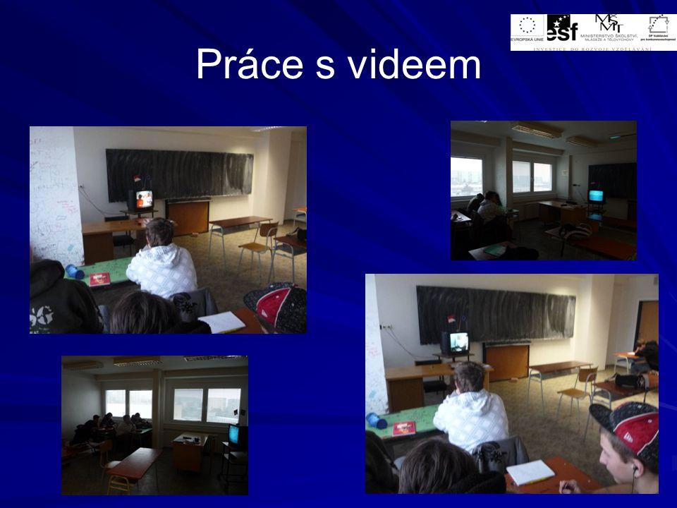 Práce s videem
