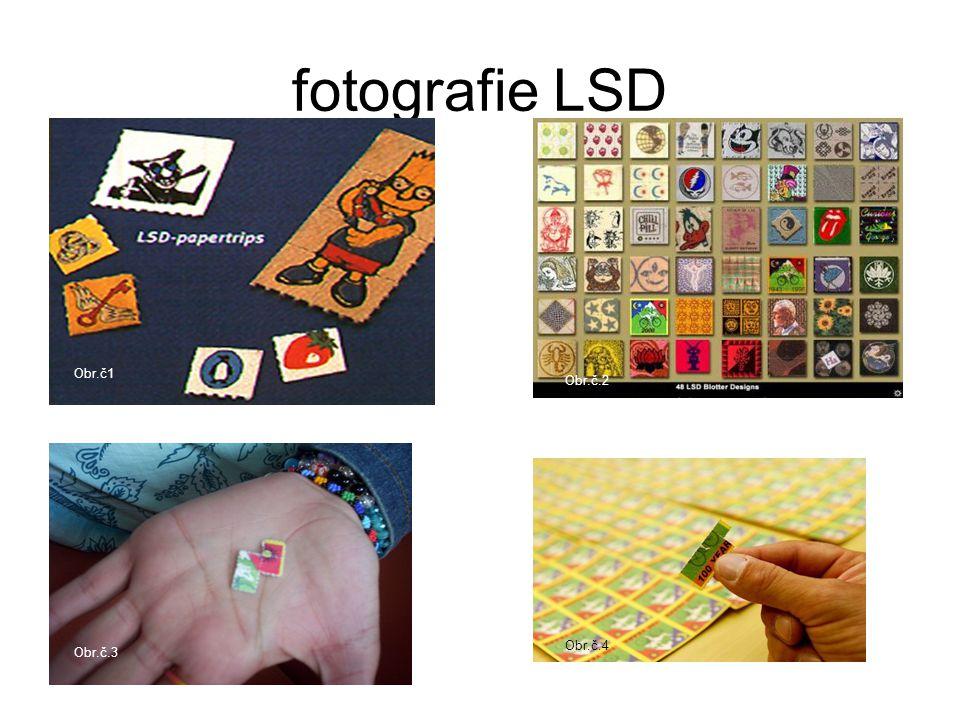 fotografie LSD Obr.č1 Obr.č.3 Obr.č.2 Obr.č.4