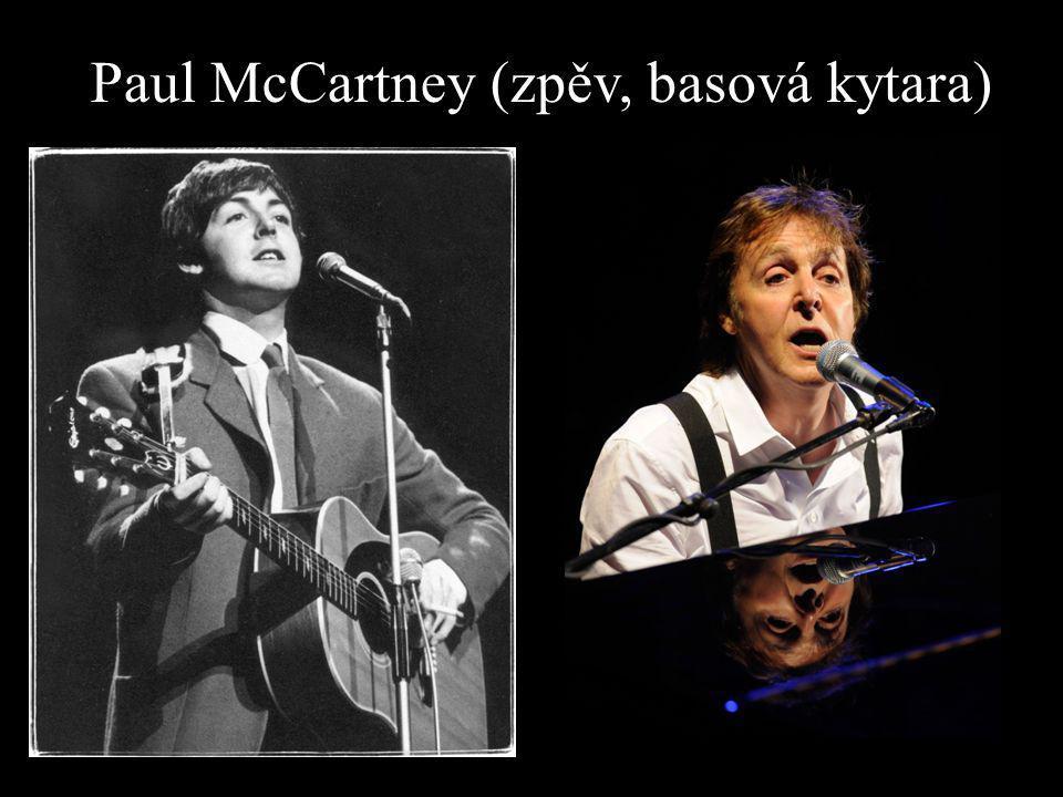 George Harrison (sólová kytara, zpěv)