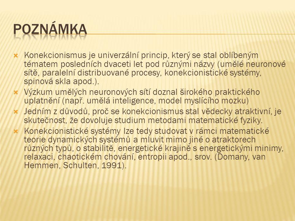  Komplexní skupiny kognicí, emocí, chování, motivací, které jsou současně aktivní (pozn.: kruhy)  Napětí, tenze = utrpení Nicola Ferrari, Franz Caspar, Barcelona 2013