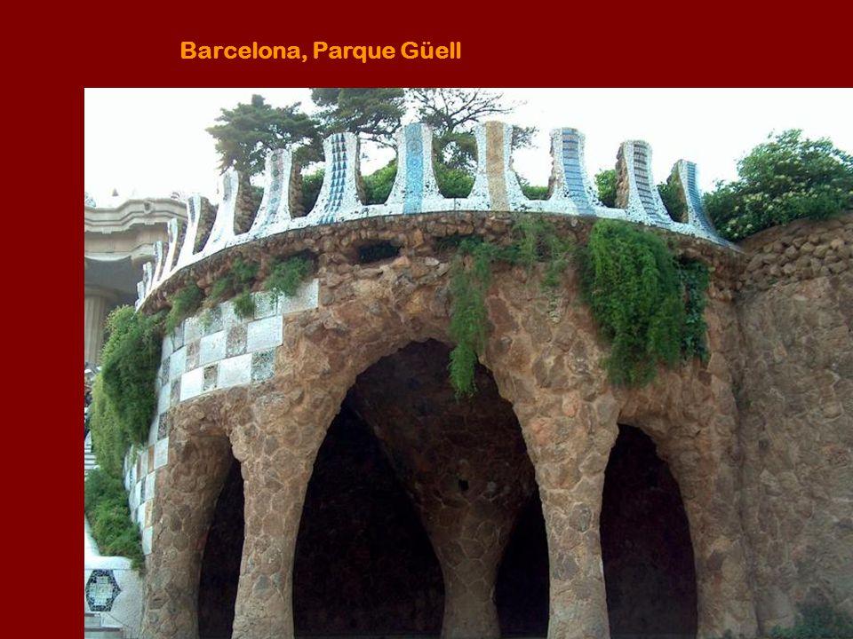 Barcelona Parque Güell