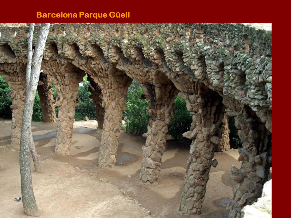 Palau Güell, el primer edificio importante de Gaudi en la ciudad.