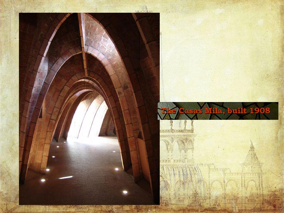 More Gaudi artowork