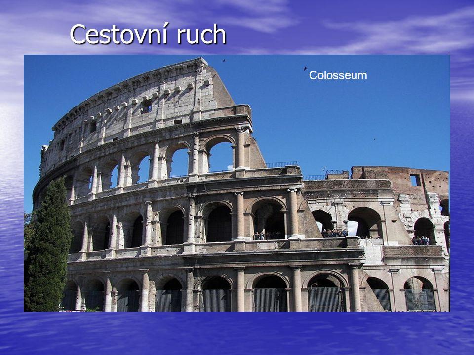 Cestovní ruch Cestovní ruch Colosseum
