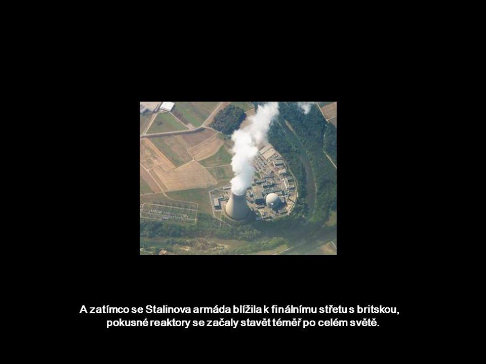 …která měla mít pro lidstvo naprosto zásadní význam. Fusion is what happens when two atomic nuclei are forced together by high pressure... high enough