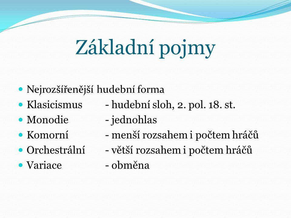 Historie Vznik a největší rozmach v 2.pol. 18. st.