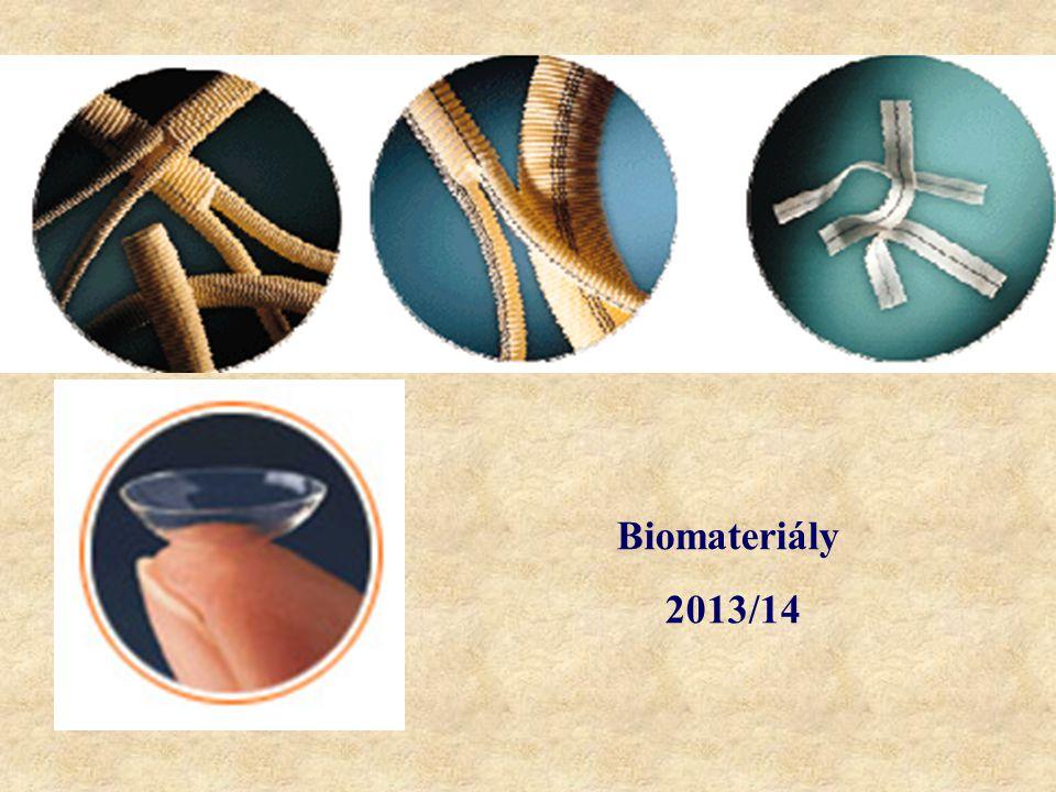 Biomateriály 2013/14