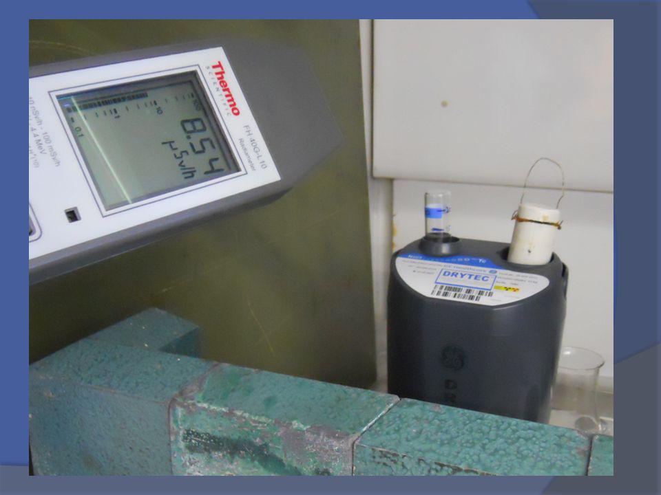 Kontrola  Tenkovrstvá chromatografie (TLC)  Kroky Na TLC SILICA GEL 60 F 254 / Whatman 1 papír byl nanesen 1 µl roztoku eluátu s radiofarmakem Ten byl vyvíjen v různých mobilních fázích Vyhodnoceno pomocí AR2000 (BIOSCAN)