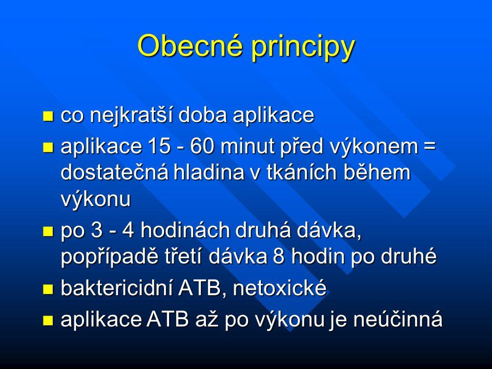 Obecné principy n co nejkratší doba aplikace n aplikace 15 - 60 minut před výkonem = dostatečná hladina v tkáních během výkonu n po 3 - 4 hodinách dru