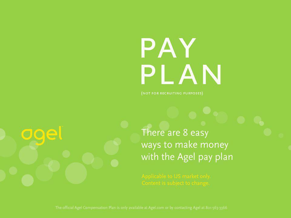 Registrace Registrační Poplatek: 25 EU Podmínky pro výnosy z obchodní činnosti ve společnosti Agel: 1.