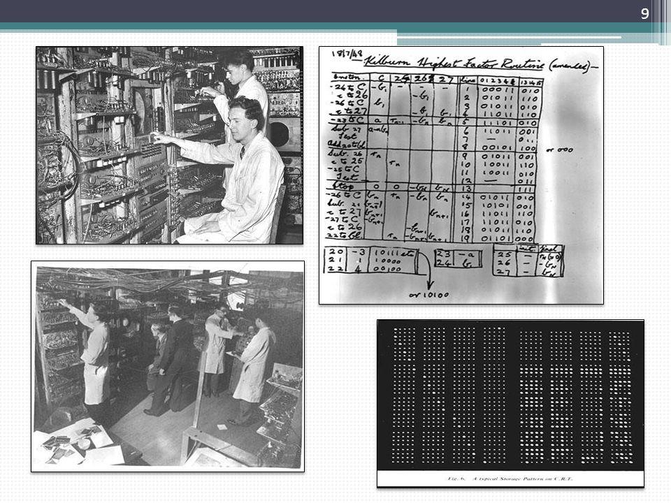 Historie počítačů Děkuji za pozornost 20