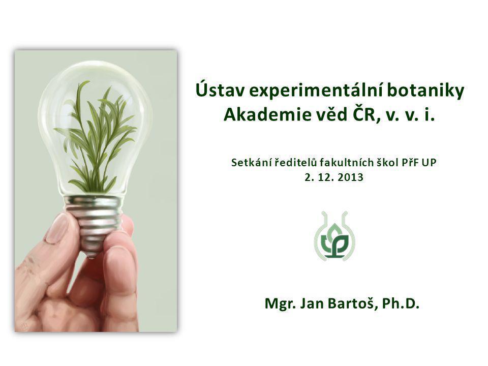 Ústav experimentální botaniky Akademie věd ČR, v. v.