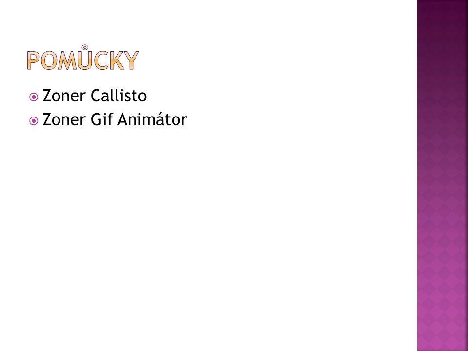  Zoner Callisto  Zoner Gif Animátor