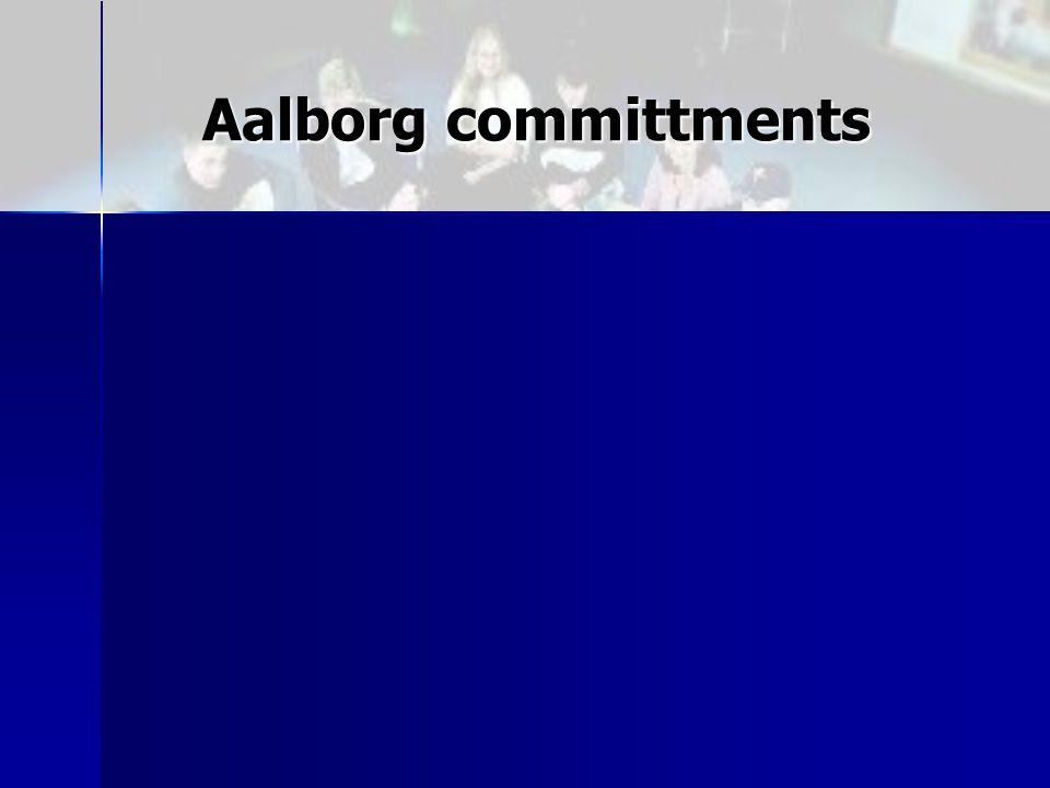 Aalborg committments Aalborg committments