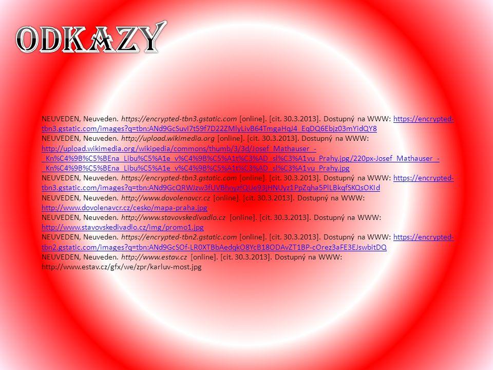 NEUVEDEN, Neuveden. https://encrypted-tbn3.gstatic.com [online]. [cit. 30.3.2013]. Dostupný na WWW: https://encrypted- tbn3.gstatic.com/images?q=tbn:A
