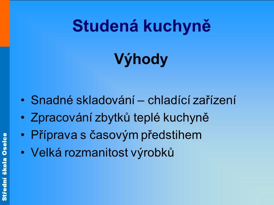 Střední škola Oselce Vaječná pomazánka Obr.1 Obr.29