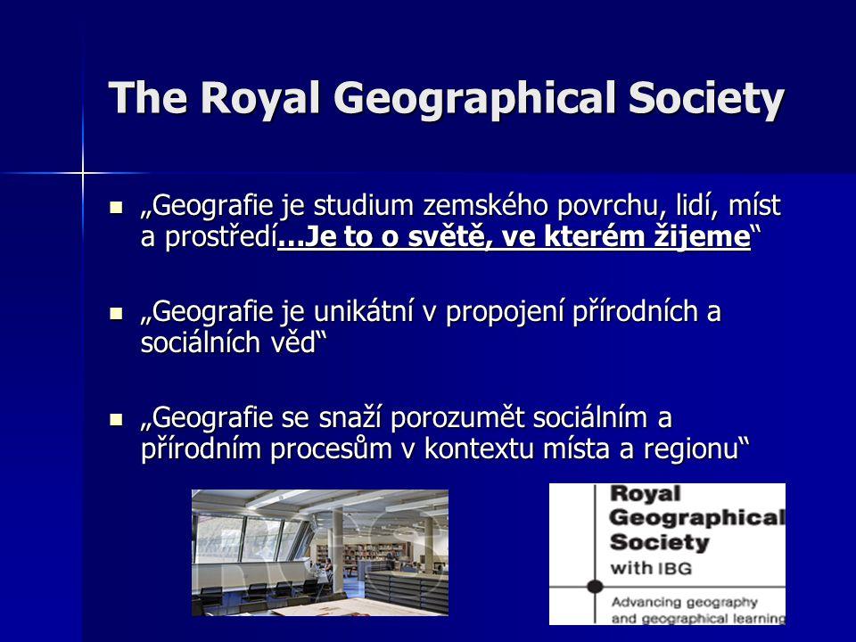 Geografické poznání – příběh z pláže Proč jsou lidé rozmístněni takto.