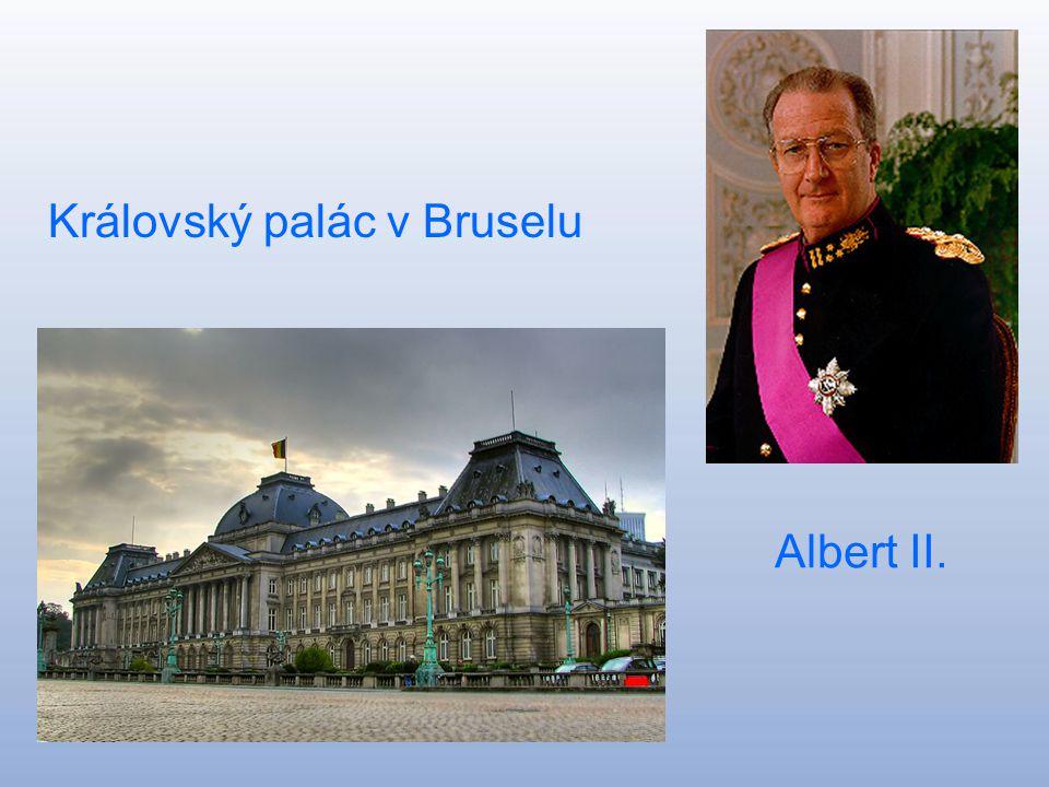 Belgické království Royaume de Belgique Hlavní město: Brusel Rozloha: 32 545 km^ Počet obyvatel: 10 511 382 Král : Albert II.