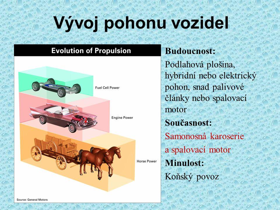 Slovenská strela - Tatra Hybridní přenos: Spalovací motor – elektrický generátor s rotujícím statorem + hnací elektromotor – výstup na kola