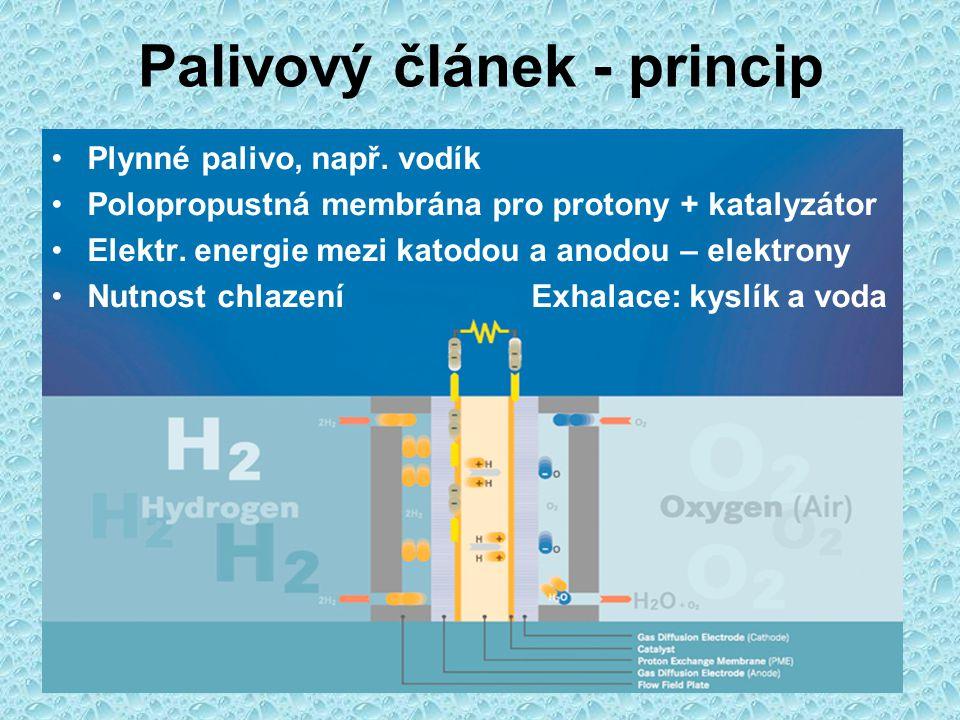 Vznětový motor (Diesel) Palivo fosilní kapalné i z biomasy – nafta, metylester řepkového oleje, DME, Fischer-Tropschův kerosen z biomasy,...