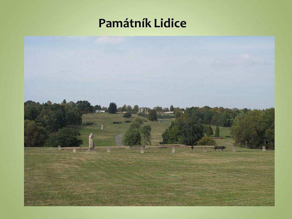  Ležáky byla osada na Chrudimsku, která byla 14 dní po vyhlazení Lidic v důsledku heydrichyády vypálena.