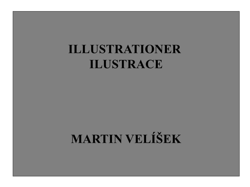 ILLUSTRATIONER ILUSTRACE MARTIN VELÍŠEK