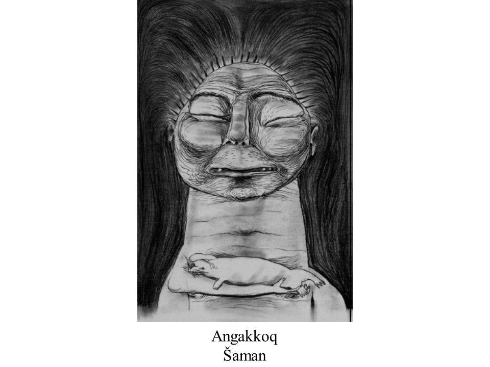 Angakkoq Šaman