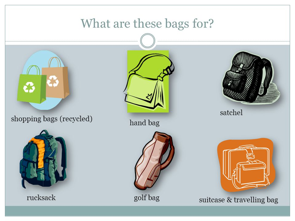 Homework How often do you use your travelling bags.