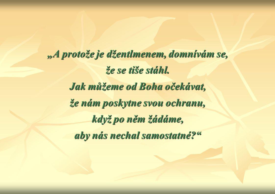 """""""Věřím, že Bůh je z toho co nejhlouběji smutný, právě tak, jako my; ale již mnoho let říkáme Bohu, že má zmizet z našich škol, z naší vlády a z našeho života. Duchovní Anna Grahamová dala rozvážnou odpověď:"""