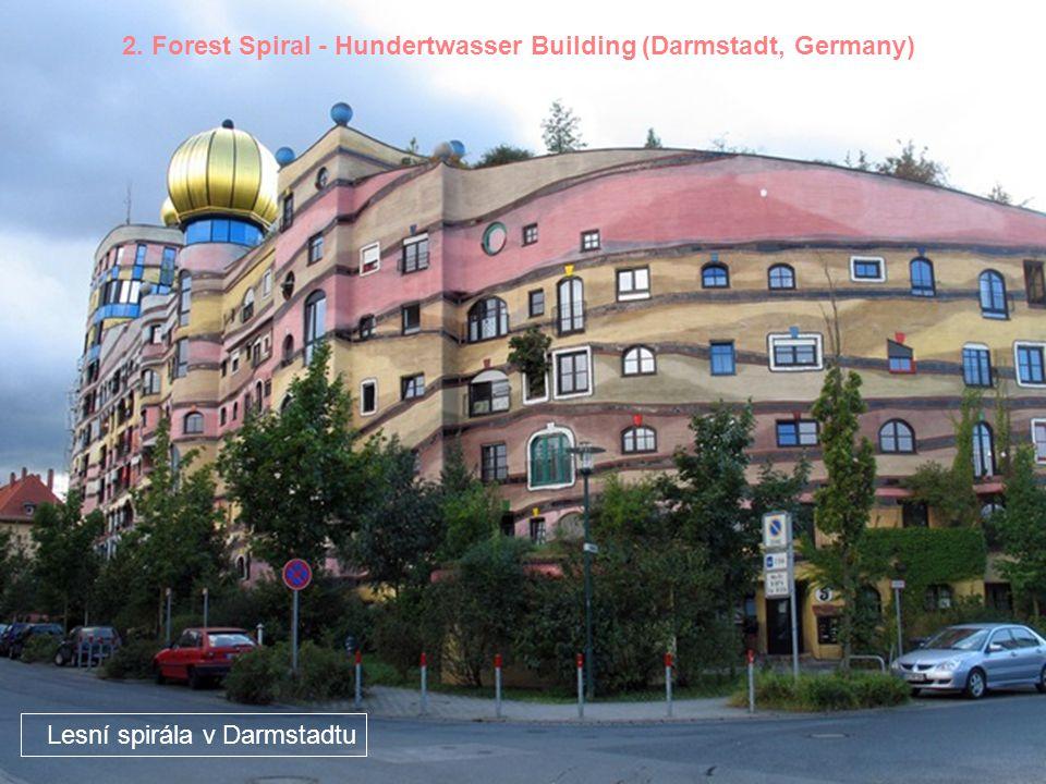 1. The Crooked House (Sopot, Poland) Zkroucený dům v Sopotech