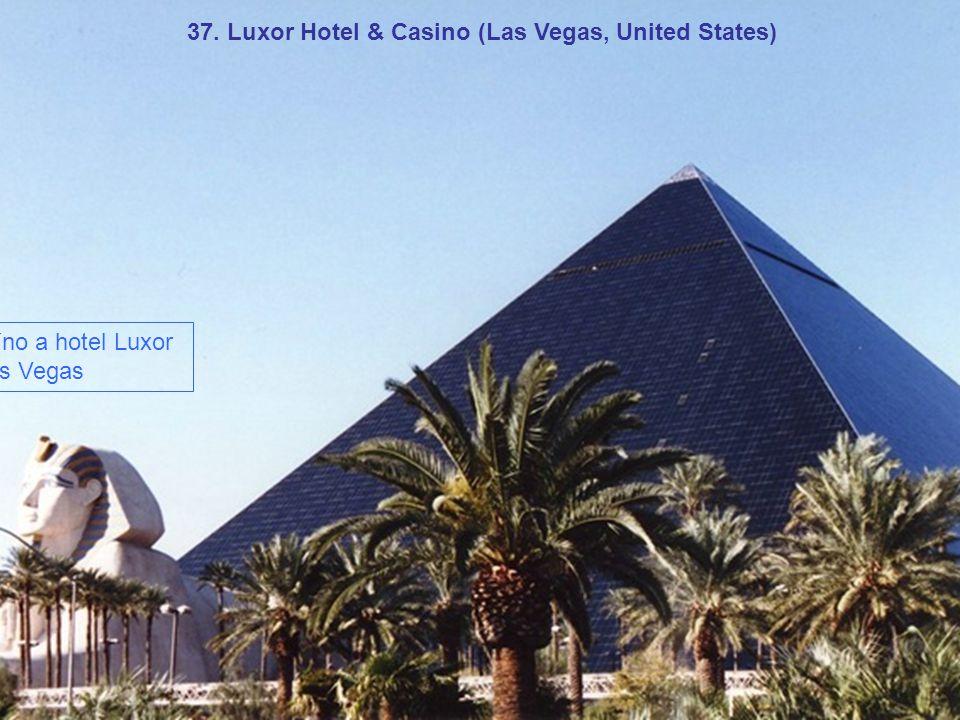 36. Fashion Show Mall (Las Vegas, United States) Nákupní středisko módy v Las Vegas