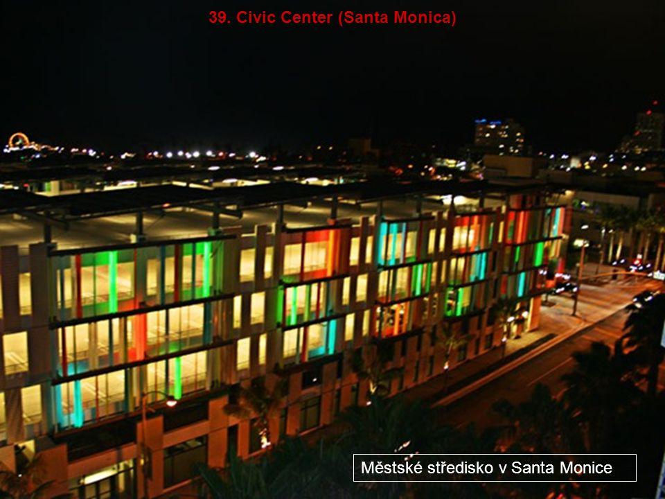 38. Zenith Europe (Strasbourg, France) Nebe Evropy ve Štrasburku