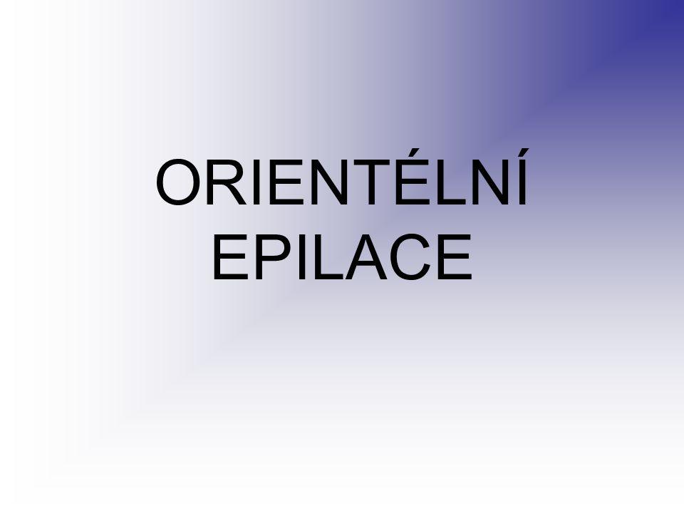 ORIENTÉLNÍ EPILACE