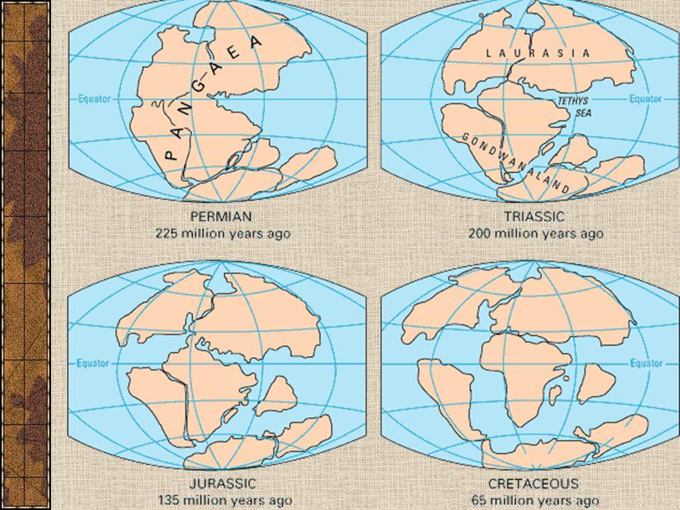 Horotvorné pohyby Kaledonské vrásnění Starší prvohory Sajany, Altaj Peneplenizovány, ale ve třetihorách opět z části vyzdviženy Hercynské vrásnění Perm, trias Ural, Altaj Janšanské (tichomořské) vrásnění Druhohory Verchojanský hřbet, Kolymské pohoří, Sichote Aliň, Malajský poloostrov, Kalimantan Alpínské vrásnění Třetihory, z geosynklinály Tethys Nejvyšší horské soustavy na Zemi
