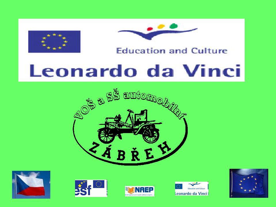 LEONARDO DA VINCI 2008 Program Leonardo da Vinci je v rámci programu celoživotního učení zaměřen na odborné vzdělávání a přípravu na jiné než vysokoškolské úrovni.