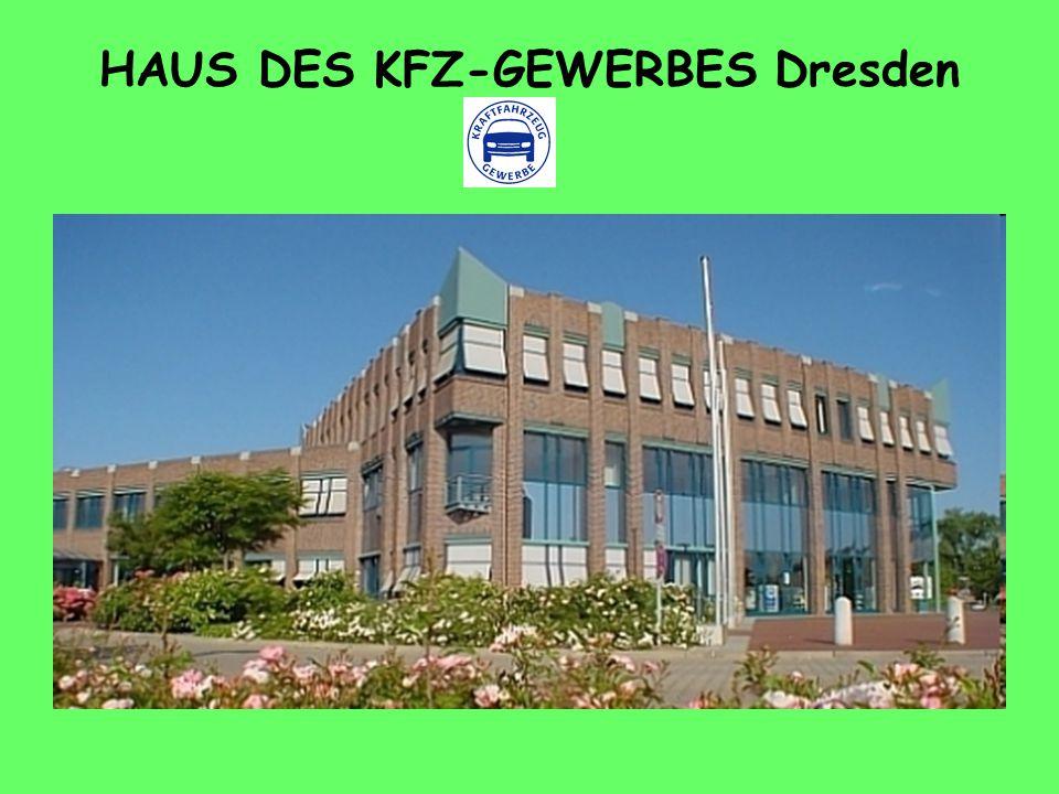 HAUS DES KFZ-GEWERBES Dresden