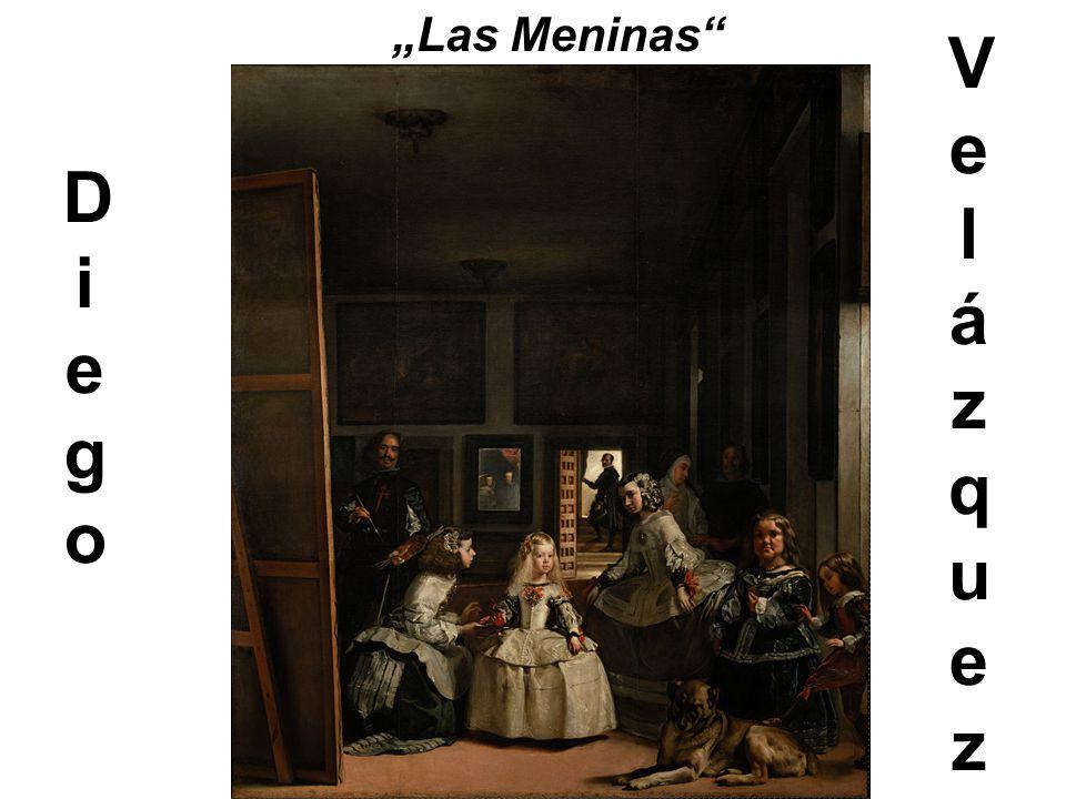 """DiegoDiego VelázquezVelázquez """"Las Meninas"""