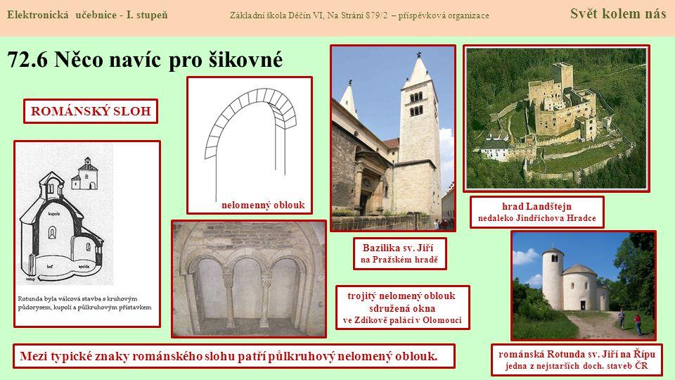72.7 CLIL Elektronická učebnice - I.